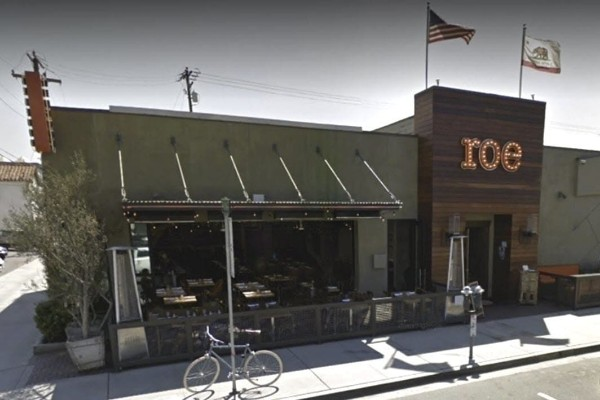 Roe Seafood Virtual Restaurant Concierge