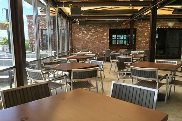 Rooftop Restaurant Bar Virtual Restaurant Concierge