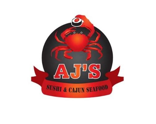 35853 geodir logo ajs sushi and cajun seafood suffern ny logo 1