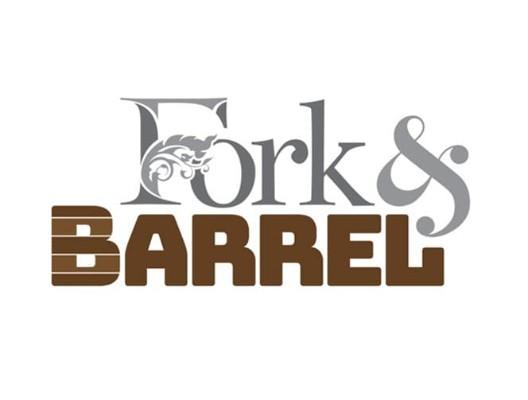 38346 geodir logo fork and barrel restaurant louisville ky logo 1