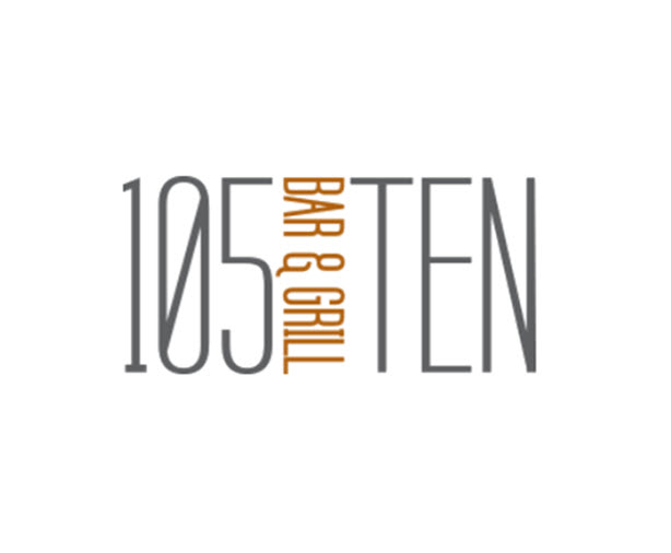 105 ten bar and grill briarcliff manor logo 1