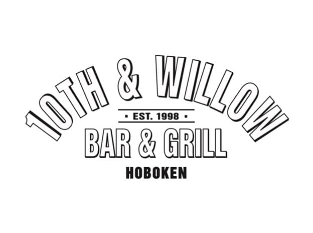 10th and willow bar and grill hoboken nj logo 2