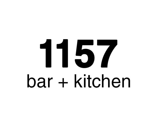 1157 bar and kitchen baltimore md logo 1