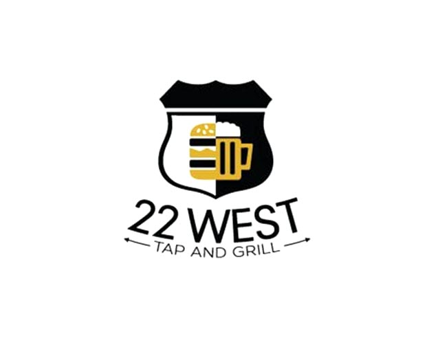 22 west tap and grill bound brook nj logo 1 2