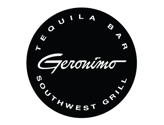 geronimo tequila bar and southwest grill fairfield ct logo 1a