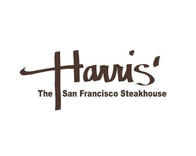 harris steakhouse san francisco ca logo 1 2