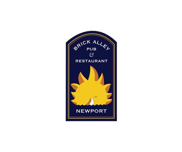 brick alley pub and restaurant newport logo 1a 1