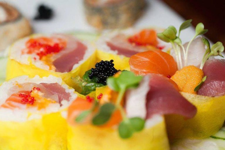 nijo sushi bar and grill seattle food 7 768x512