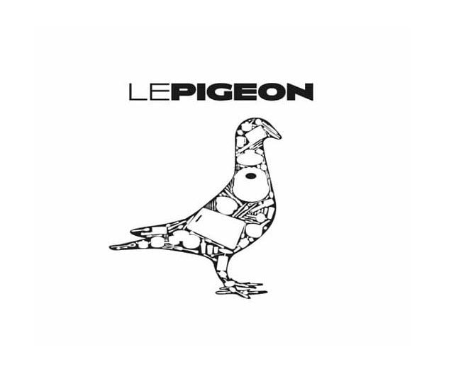le pigeon portland logo 1