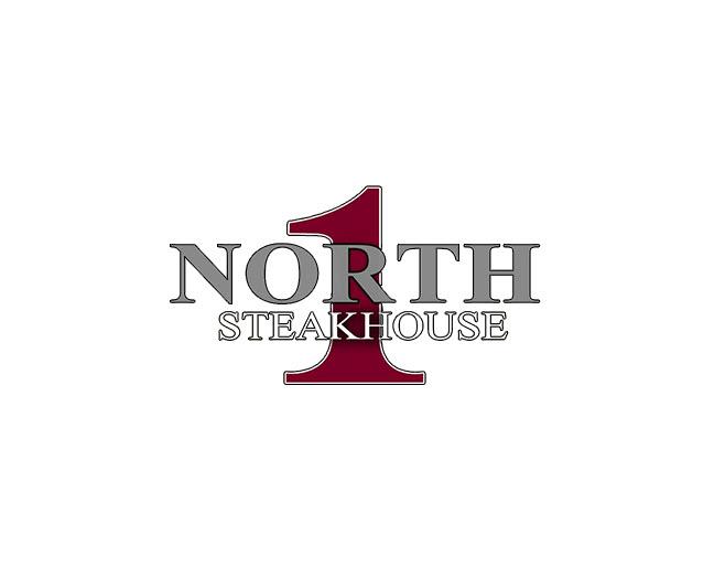 1 north steakhouse hampton bays ny logo 1 1