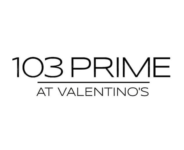 103 prime at valentinos park ridge nj logo 1