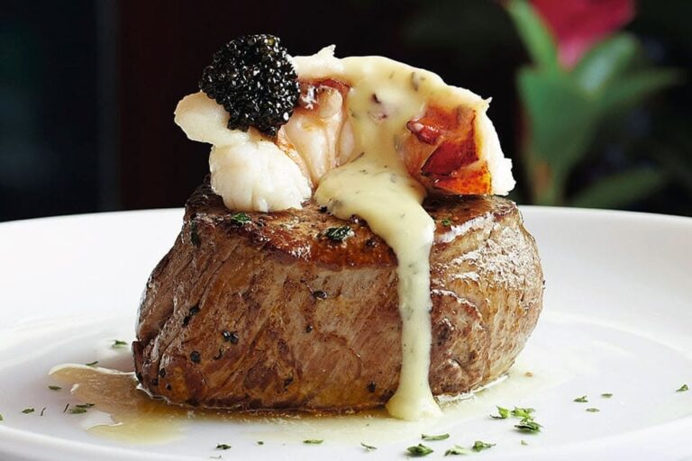 flemings prime steakhouse akron oh food 4 768x512