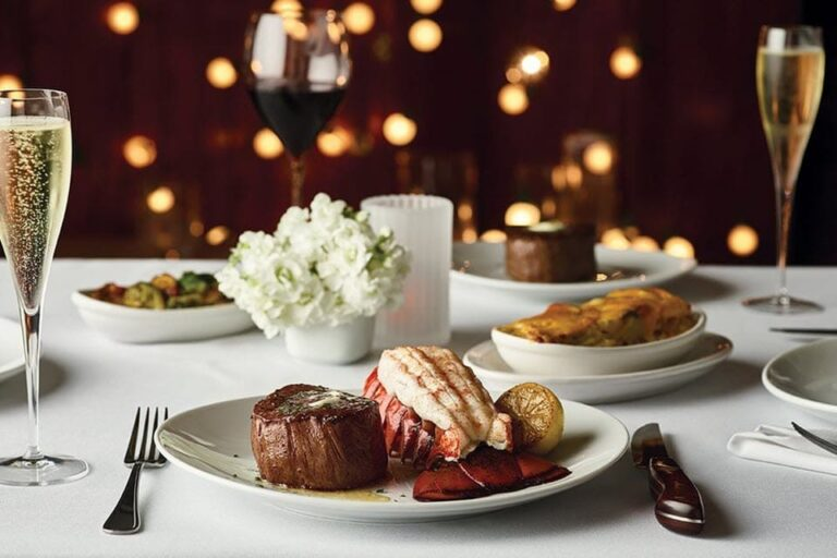 flemings prime steakhouse akron oh food 7 768x512