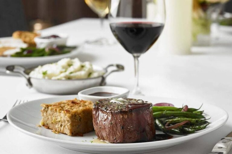 flemings prime steakhouse akron oh food 8 768x512