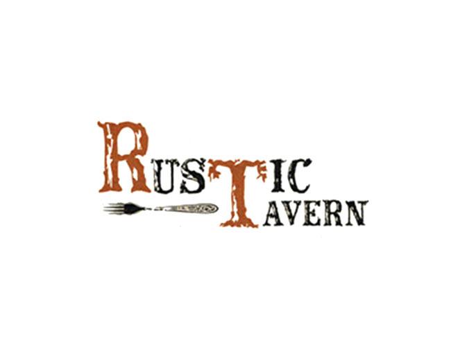 rustic tavern lafayette logo