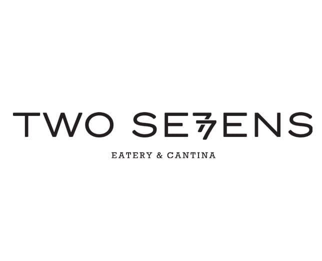 two sevens eatery cantina princeton logo 1