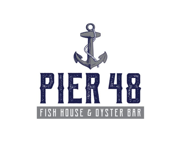 pier 48 fish house and oyster bar indianapolis in logo 1 1