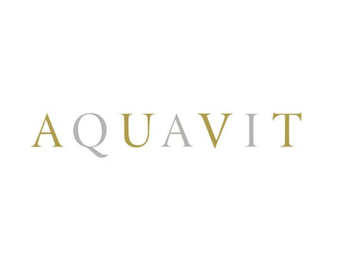 aquavit restaurant new york ny logo 1 1