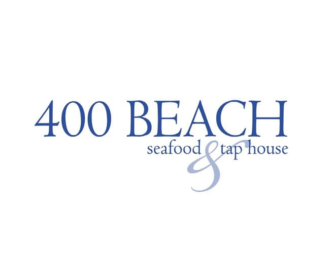 400 beach seafood and tap house st petersburg fl logo 1 1