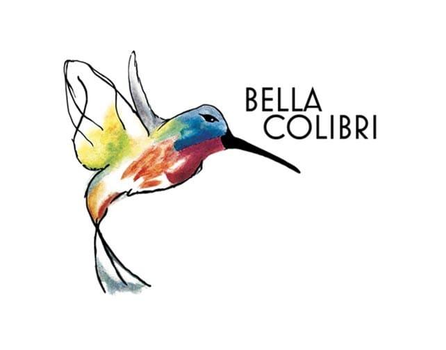 bella colibri golden co logo 1
