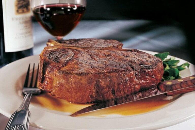mortons the steakhouse san antonio tx food 6 768x512