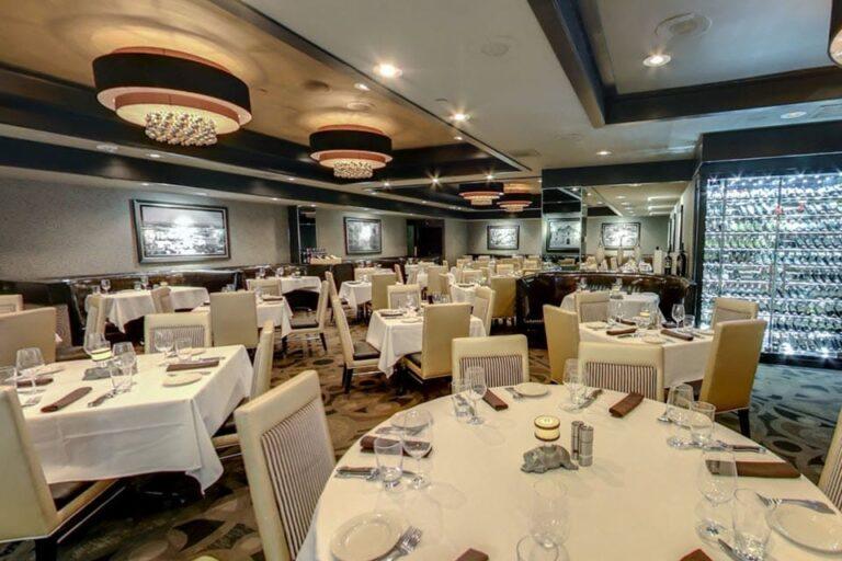 mortons the steakhouse san antonio tx interior 2 768x512