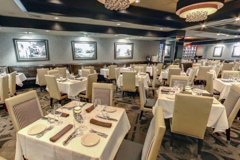 mortons the steakhouse san antonio tx interior 4 768x512