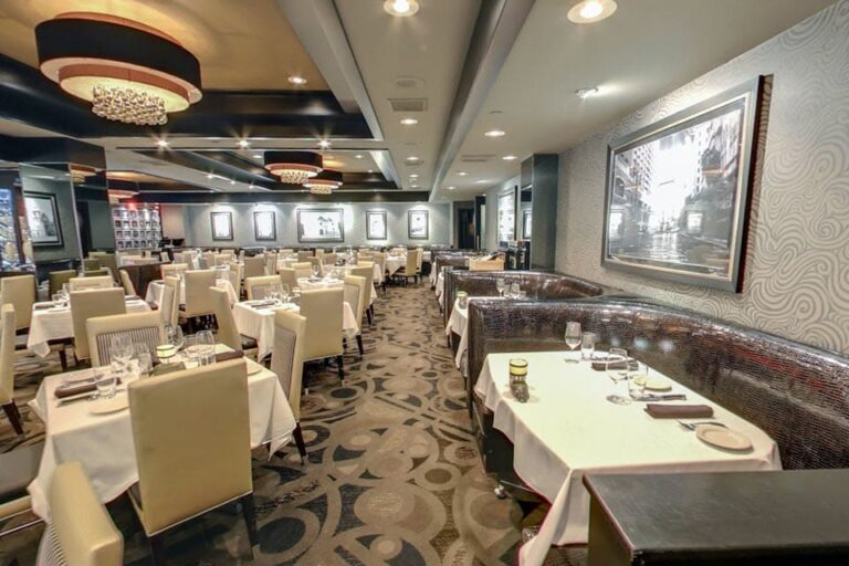 mortons the steakhouse san antonio tx interior 5 768x512