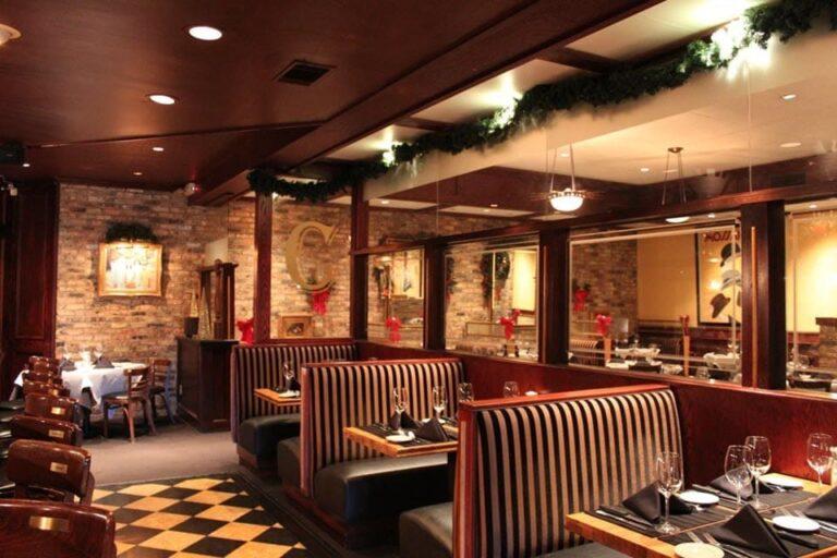 chamberlains steak and chop house dallas tx interior 10 768x512