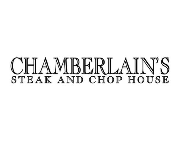 chamberlains steak and chop house dallas tx logo 1